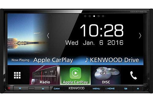 Kenwood DDX9716BTS Front