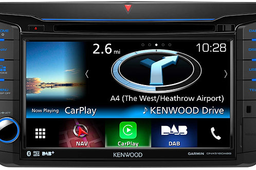 Kenwood DNX5160DABS Front