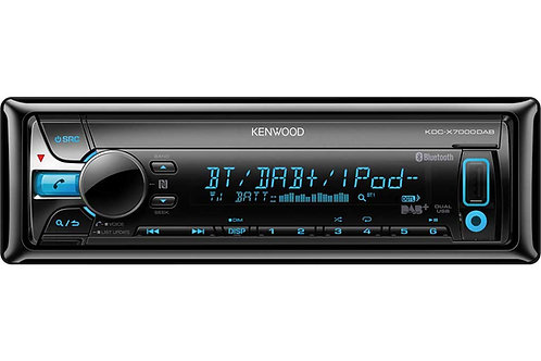 Kenwood KDC-X7000DAB Front