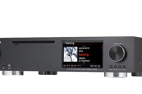 Cocktail Audio X30-L1000 schwarz Display