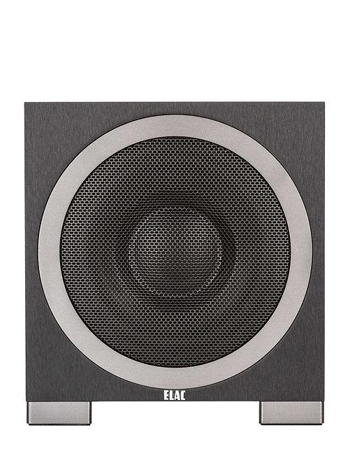 Elac Debut S10EQ schwarz Front