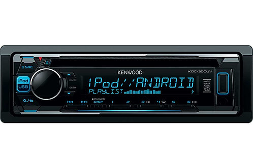 Kenwood KDC-300UV Front