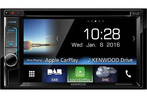 Kenwood DDX8016DABS Front