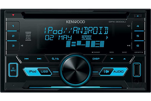 Kenwood DPX-3000U Front