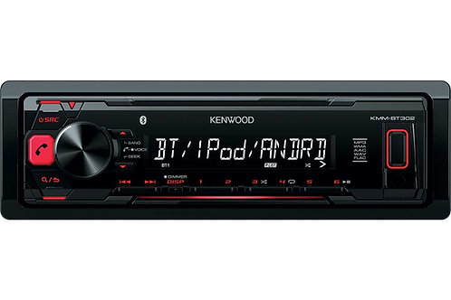 Kenwood KMM-BT302 Front