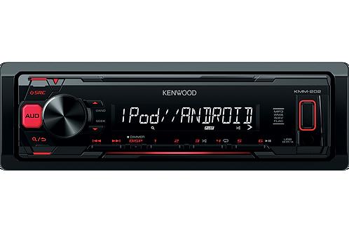 Kenwood KMM-202 Front