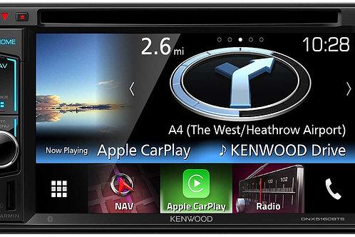 Kenwood DNX5160BTS Front