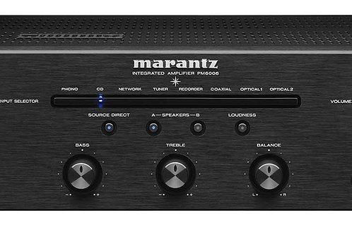 Marantz PM6006 schwarz Front