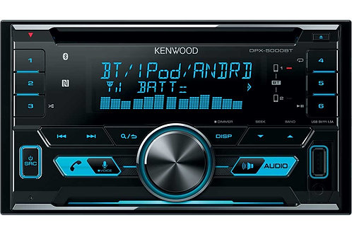 Kenwood DPX-50000BT Front
