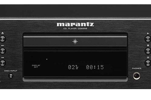 Marantz CD6006 schwarz Front