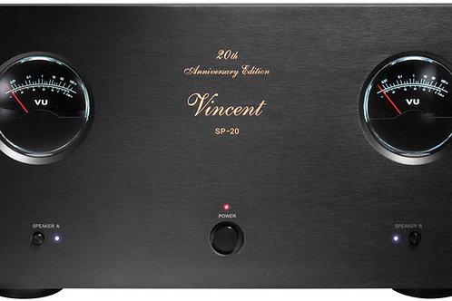Vincent SP-20 schwarz Front