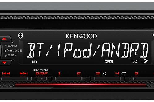Kenwood KDC-BT500U Front