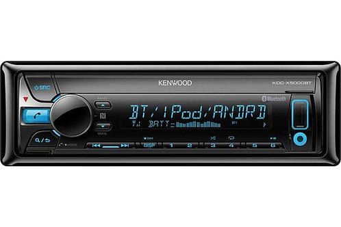 Kenwood KDC-X5000BT Front