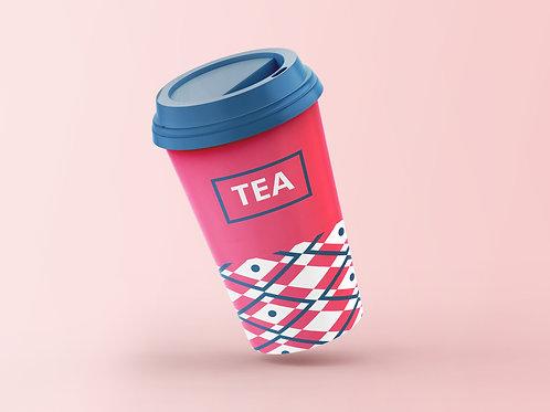 Ly Coffee Hoa Văn Thổ Cẩm
