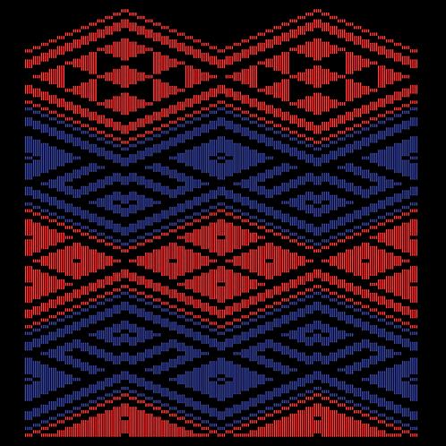 Hoa văn vector MẠ 022