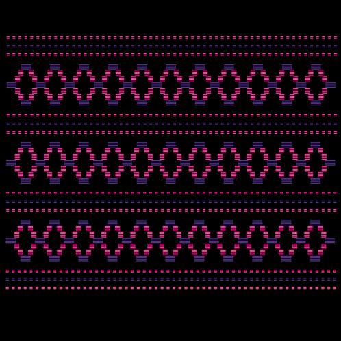 Hoa văn vector MẠ 040