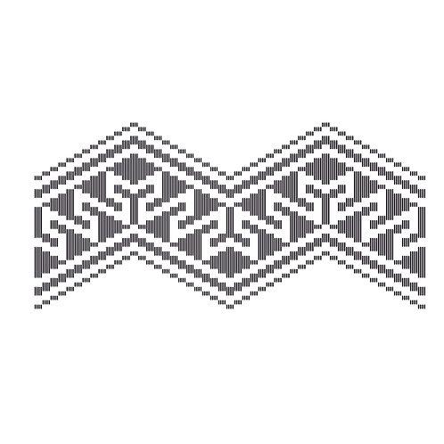Hoa văn vector MẠ 026