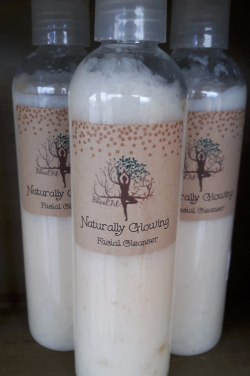 Naturally Glowing Face Cleanser