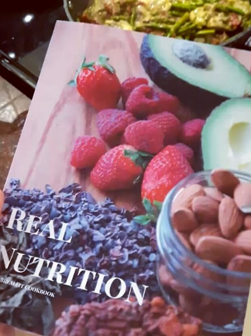 Real Nutrition Cookbook