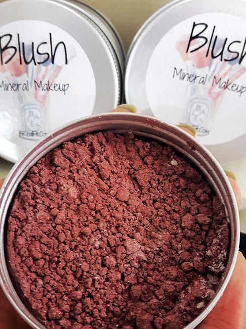 Mineral Based Blush (Shimmer)