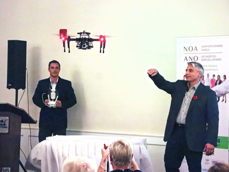 SafeSight Drones Grow Angel Wings
