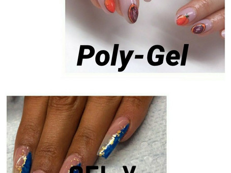 Difference between Poly-Gel and Gel-X