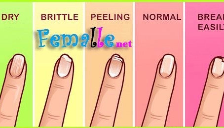 5 tips for maintaining healthy nails!