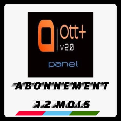 OTT PLUS V2 IPTV
