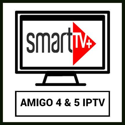 AMIGO 4 & 5 ( H265) (104) IPTV
