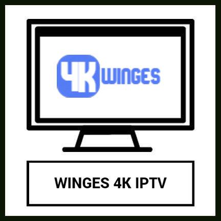 WINGES 4K IPTV