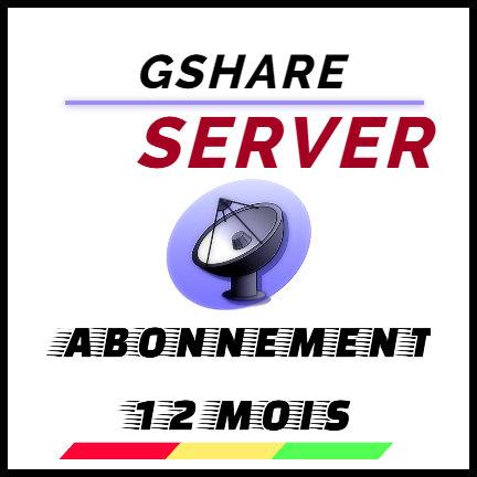 GSHARE 3 SERVER