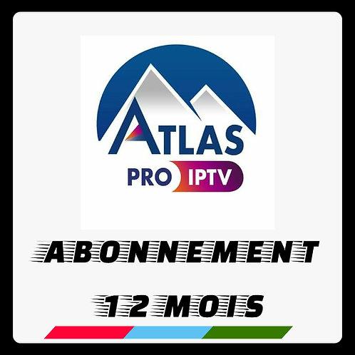 ATLAS PRO CODE IPTV