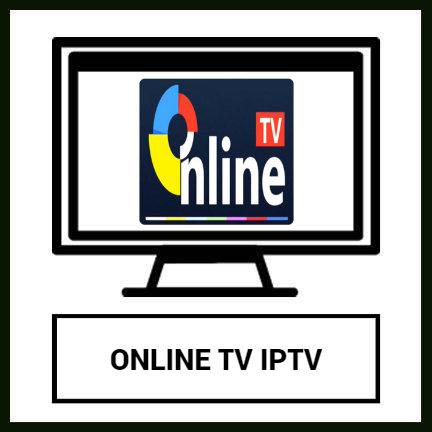 ONLINE TV IPTV