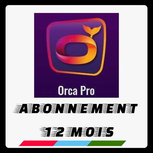 ORCA PRO IPTV