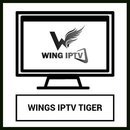 WINGS IPTV (TIGER )