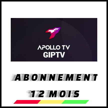 APPOLO GIPTV