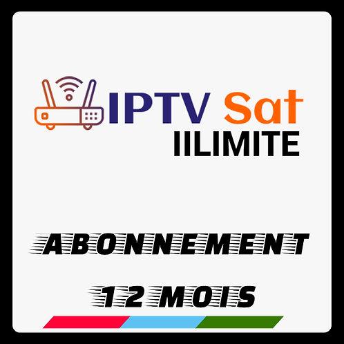 SAT IILIMITE IPTV