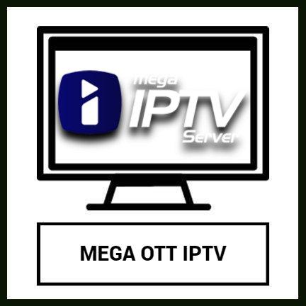 MEGA OTT IPTV