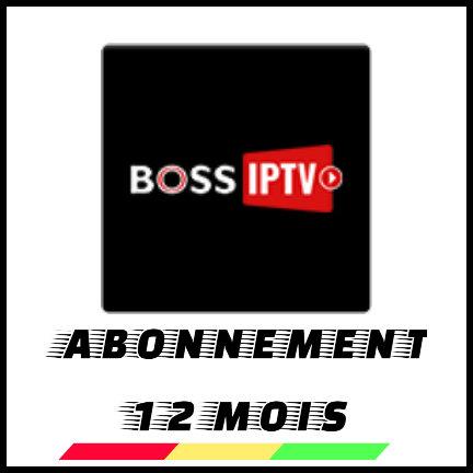 BOSS IPTV