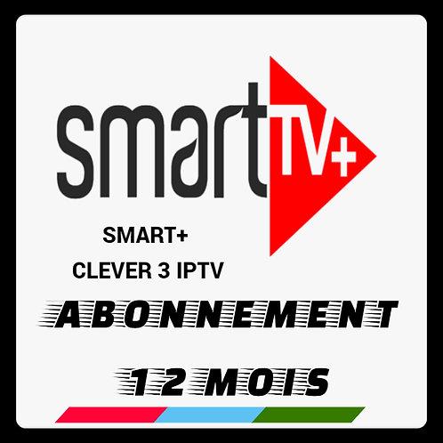 SMART PLUS CLEVER 3 IPTV