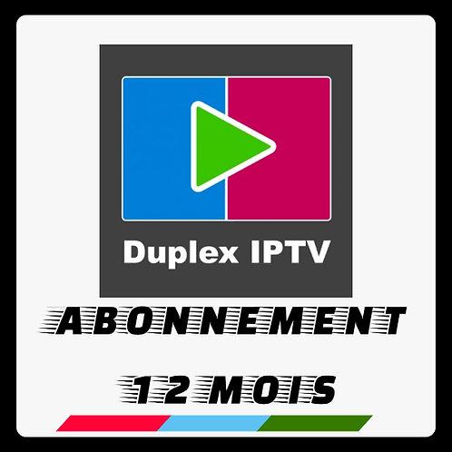 CODE ACTIVATION DUPLEX IPTV