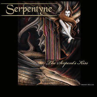 The Serpent's Kiss - second edition.jpg