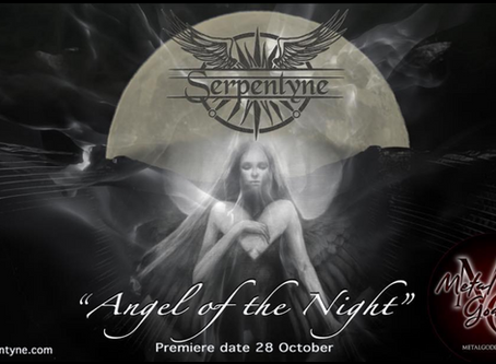 Video Premiere Out: Angel Of The Night