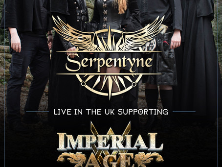 UK Tour with Imperial Age!