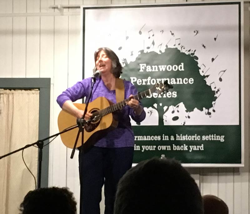 May 12, 2018 - Debra Cowan