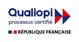 Logo Qualiopi certification de Tiphaine Bersot Conseil pour les actions de bilan de compétences