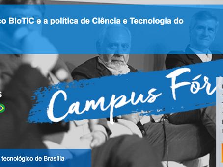 Espaço Multiplicidade de Coworking debaterá na Campus Party Brasília