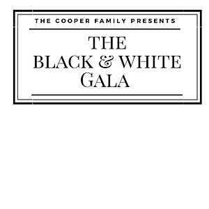The Black and White Gala 2019