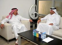 Meeting with QDB