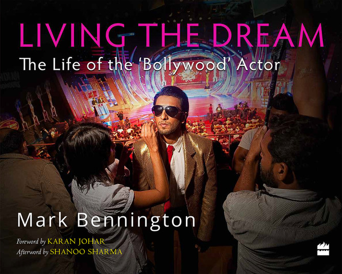 Mark Bennington talks about Bollywood actors with THE CANDID FRAME podcast